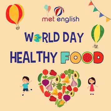 WORLD DAY HEALTHY FOOD 2020