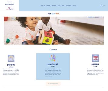 E' online il nuovo sito Met English!