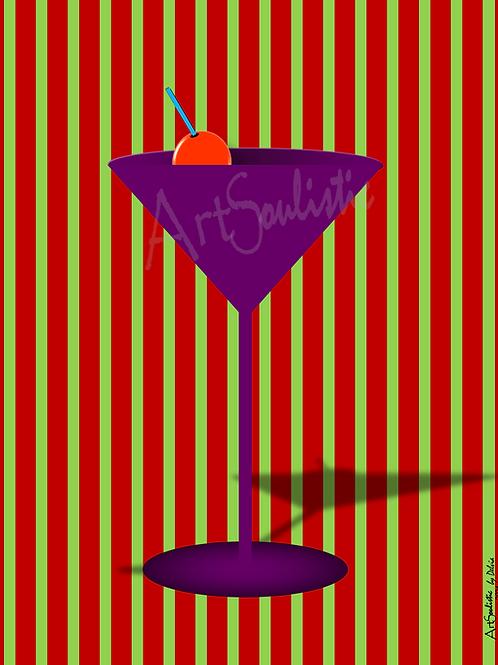 Maraschino & Stripes