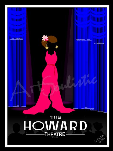 Howard Theatre Performance