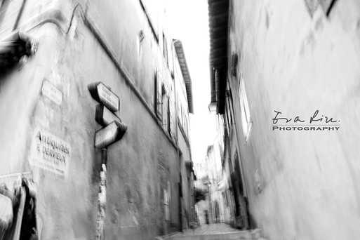 Southern France art photo