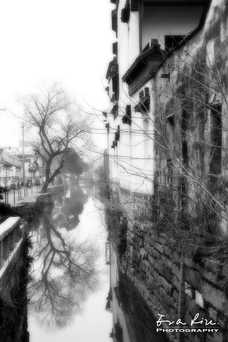fine art photographic capture of Suzhou