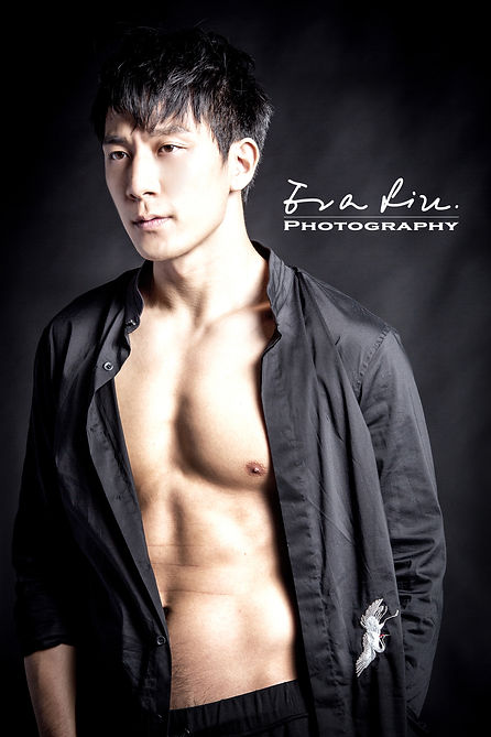 Patrick Zhong the actor