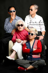 a family of movie stars