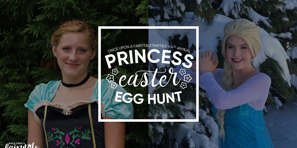 Princess Easter Egg Hunt