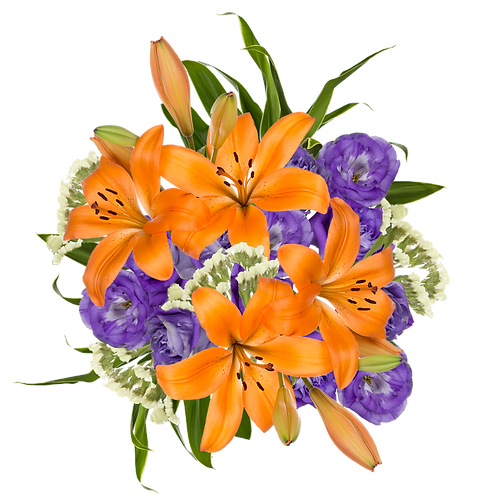 Summer- DL Summer Escape Bouquet