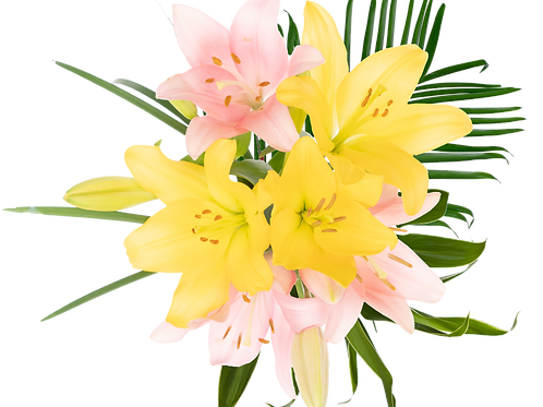 Easter LA Enhanced Bouquet