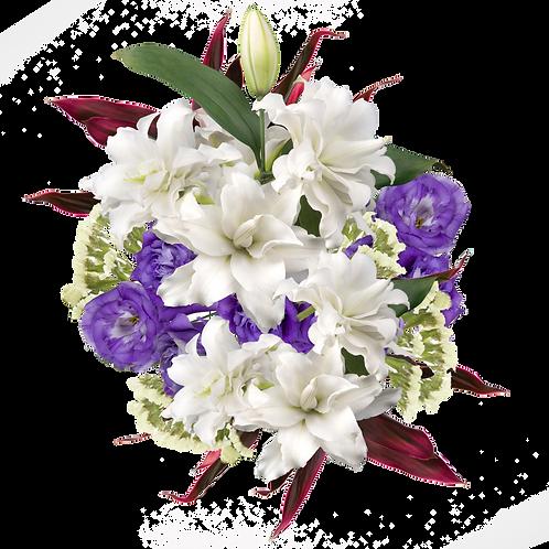 Summer- DL Summer Radiance Bouquet