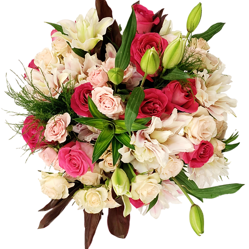 DL Roseé Soiree Reserve Bouquet Mix