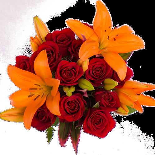 DL Scentsational Lily Bouquet Mix Deluxe