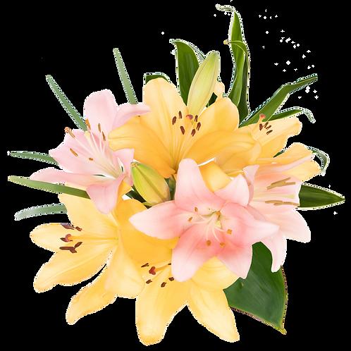 Mother's Day LA Enhanced Bouquet