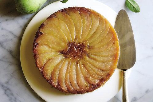 Cinnamon Apple Pie Cupcake