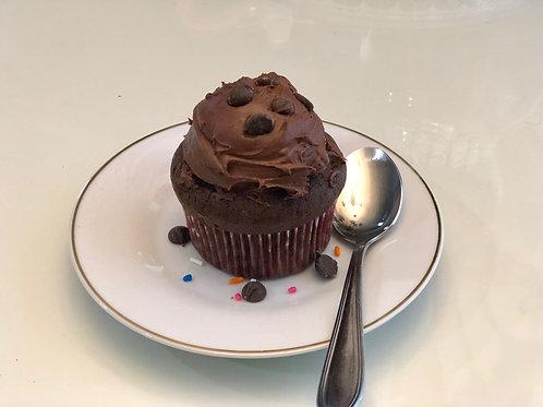 Chocolate Hazelnut Cupcake (Set of 12)
