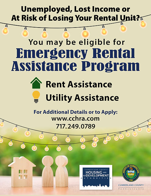 Housing and Redev Emergency Rent Utiliti