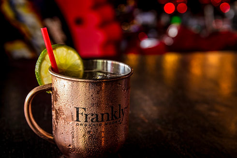 Frankly Moscow Mule