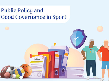 Public Policy and Good Governance in Sport