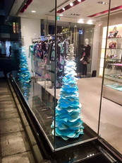 LEONARD Paris Christmas Paper Tree