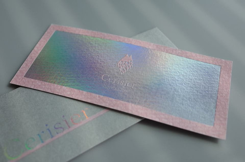 Cerisier Buisiness Card