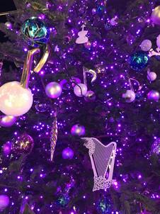 GINZA YAMANO MUSIC Christmas Tree Design