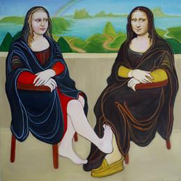 Mona und Lisa
