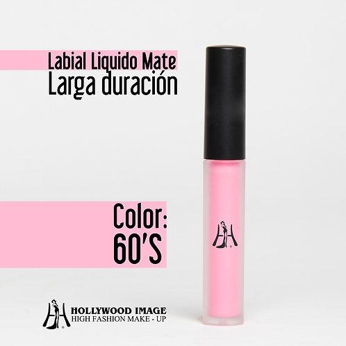 Labial Liquido-Larga duración 60'S