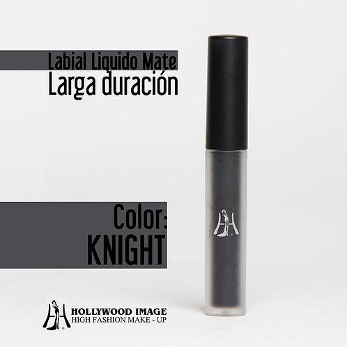 Labial Liquido-Larga duración KNIGHT