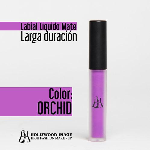 Labial Liquido-Larga duración ORCHID