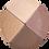 Thumbnail: Sombra Mineral Cuarteto NATURAL BEAUTY