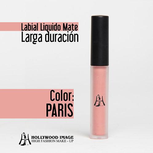 Labial Liquido-Larga duración PARIS