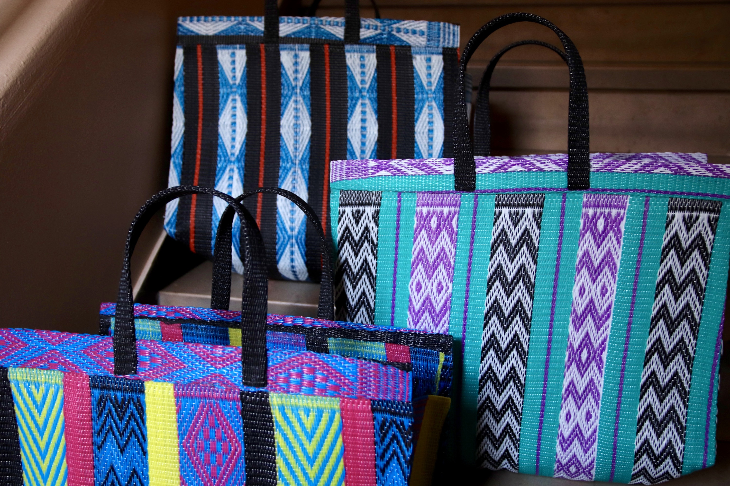 BASKETS FROM THE TRIBE