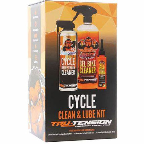 CYCLE CLEAN & LUBE BUNDLE