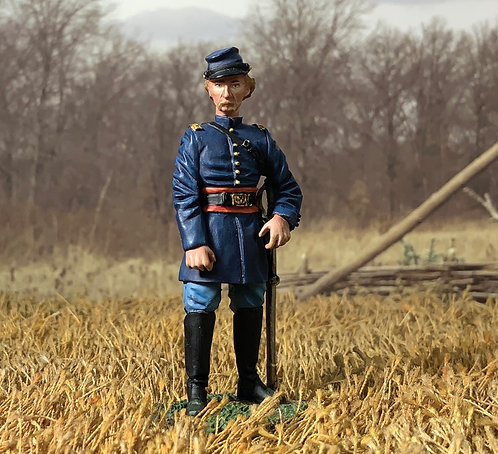 31302 - Federal Captain George Armstrong Custer