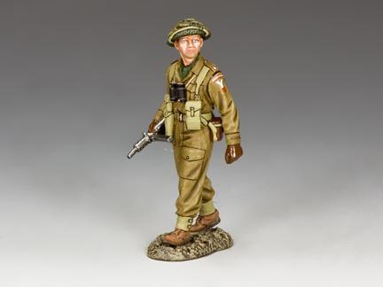 BBB003 - British Officer w/ Sten Gun