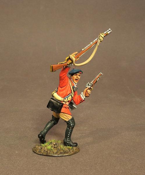BRLX-01 - Officer, Light Infantry Company