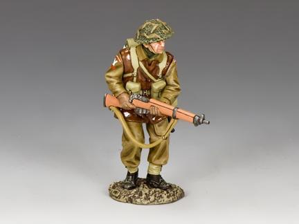 BBB006 - Advancing Rifleman