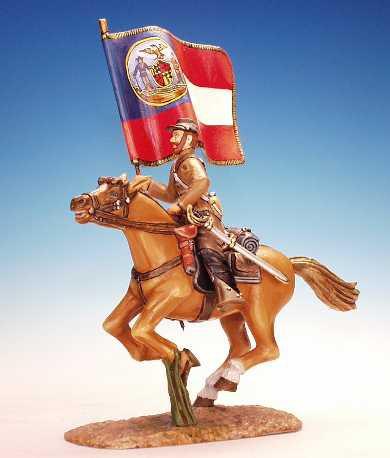 RCB.1. - 1st. Maryland Regiment, Cavalry Standard Bearers