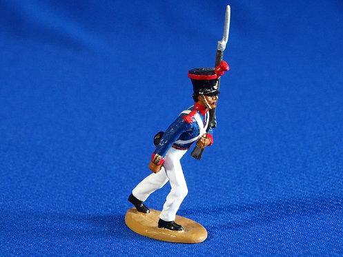 CORD-AL024-Mexican Grenadiers Advancing - Alamo - Unknown Manufacturer - 54mm