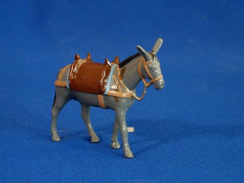 TY030 - Pack Mule/Donkey - Trophy - 54mm Metal - No Box