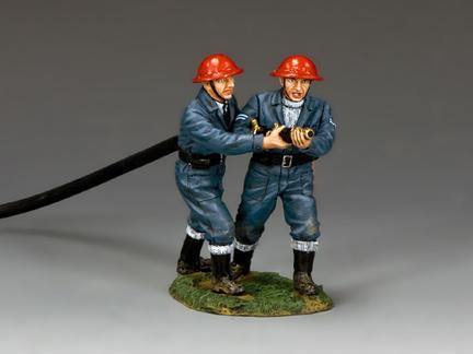 RAF069 - Fighting the Blaze