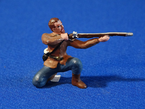 CORD-C032 - Confederate Kneeling Firing  - ACW - Unknown Manufacturer -