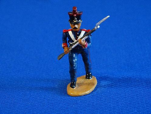 CORD-AL256 - Mexican Fusilero Advancing - Alamo - Unknown Manufacturer -