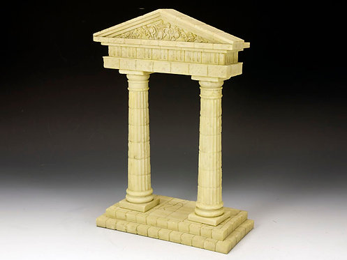 AG008 - Ancient Greece Entranceway - KC