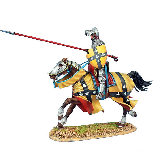 MED045 - French Knight - Seigneur de Raineval