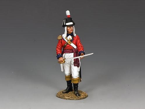 NA271 - British Royal Marine Standing Officer