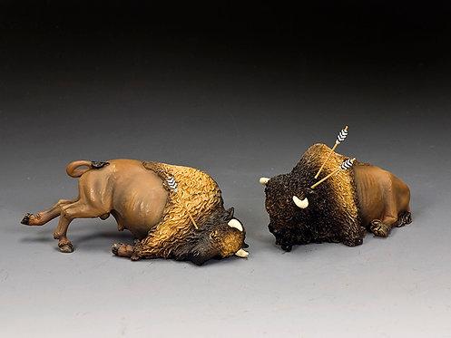"""TRW160 - """"Fallen Buffalo"""""""
