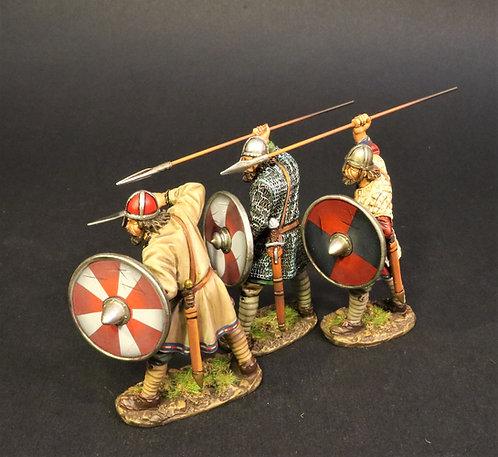 SX-141516A - Saxon Fyrdman, Anglo Saxon/Danes