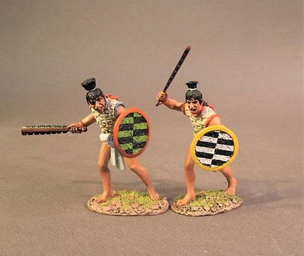AZ-34 - Aztec Warriors, Aztec Empire