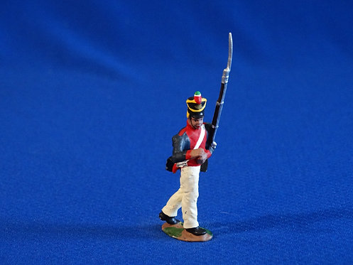CORD-AL280 - Mexican Grenadier Marching - Alamo - Helena - 54mm Metal