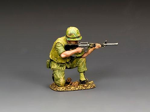 VN038 - Kneeling Marine Rifleman
