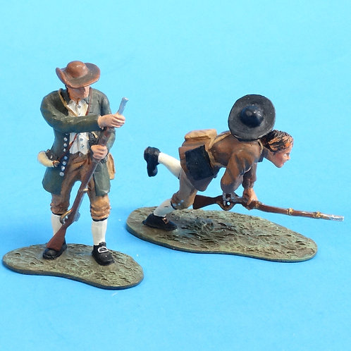 CORD-RA0004 - Battle of Concord Americans - Revolutionary War  - Britains